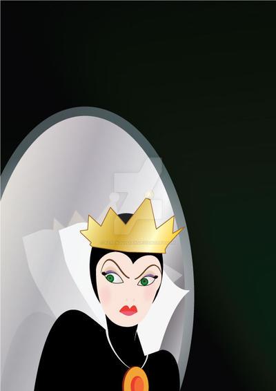 Evil Queen by KerenGoldian
