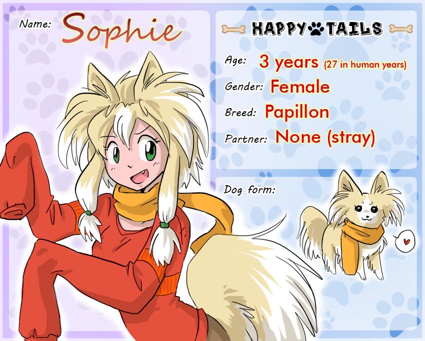 Happy Tails: Sophie by NekoNay