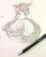 neko sketch