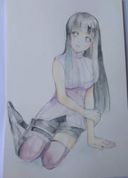 Hinata by PastelCake