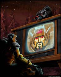Wreck-Gar by MattDrawsRobots