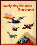 Lovely day for some Energon