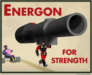 Energon for strength