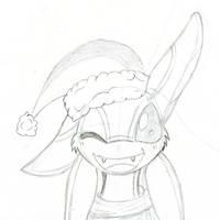 Christmas Avali Sketch