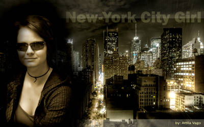 : : new-york city girl : : by EasyCom