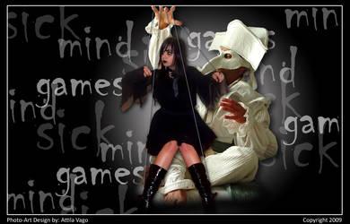 : : Sick mind games : : by EasyCom