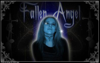 : : fallen angel : : by EasyCom