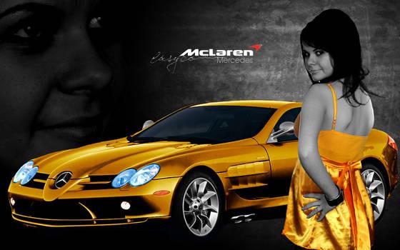 : : McLaren Mercedes : :