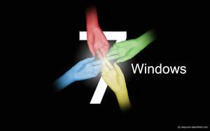 Windows 7 wallpaper by EasyCom