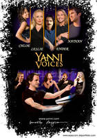 Yanni TShirt Design by EasyCom