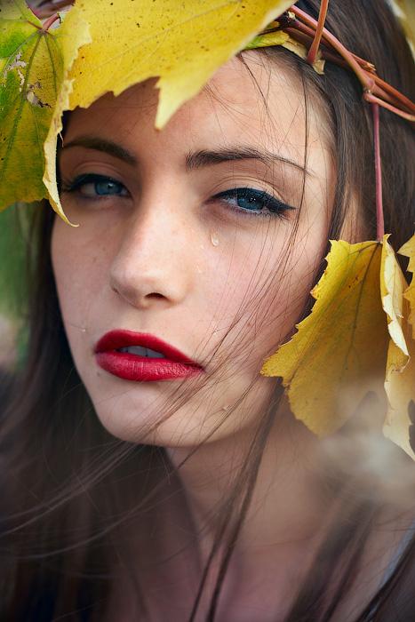 cry autumn...cry by NataliaCiobanu