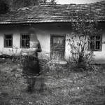ghost of an old house