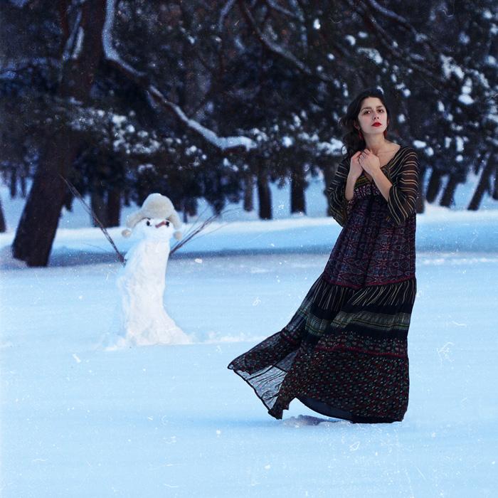 my winter by NataliaCiobanu