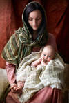 Madonna and Christ by NataliaCiobanu