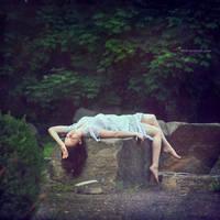 Sleeping in summer by NataliaCiobanu