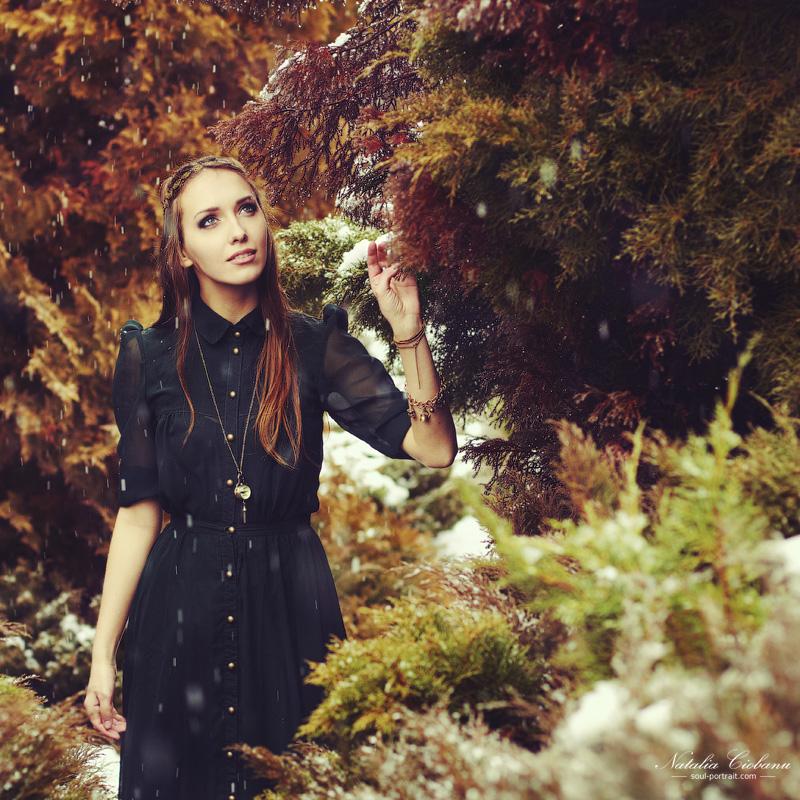 Winter dream by NataliaCiobanu