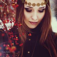 Winter tears by NataliaCiobanu