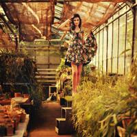 In the garden by NataliaCiobanu