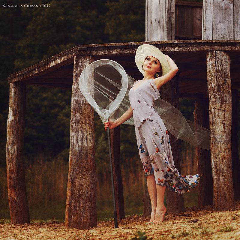 catcher by NataliaCiobanu