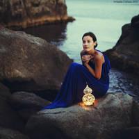 The star by NataliaCiobanu