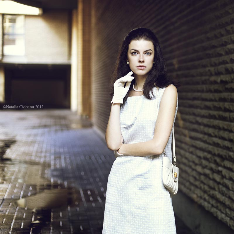 Portrait by NataliaCiobanu
