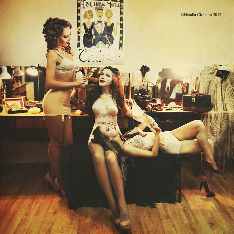 Le Cabaret by NataliaCiobanu