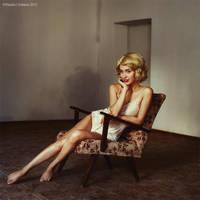 Marilyn Monroe (Famous Women Series) by NataliaCiobanu