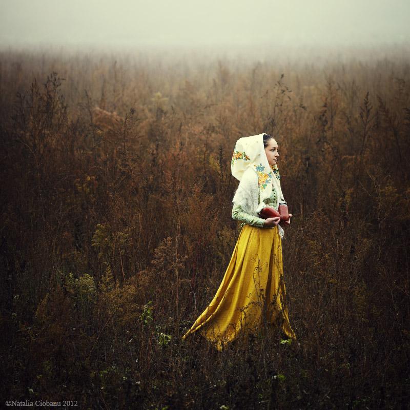 In autumn time by NataliaCiobanu
