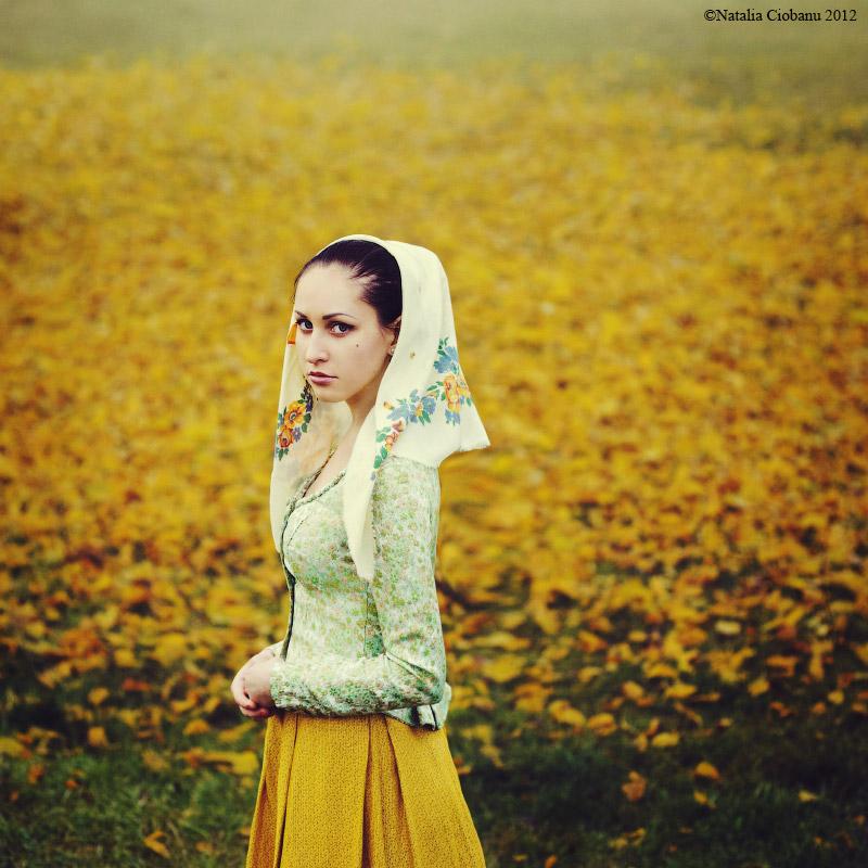 Deep yellow by NataliaCiobanu