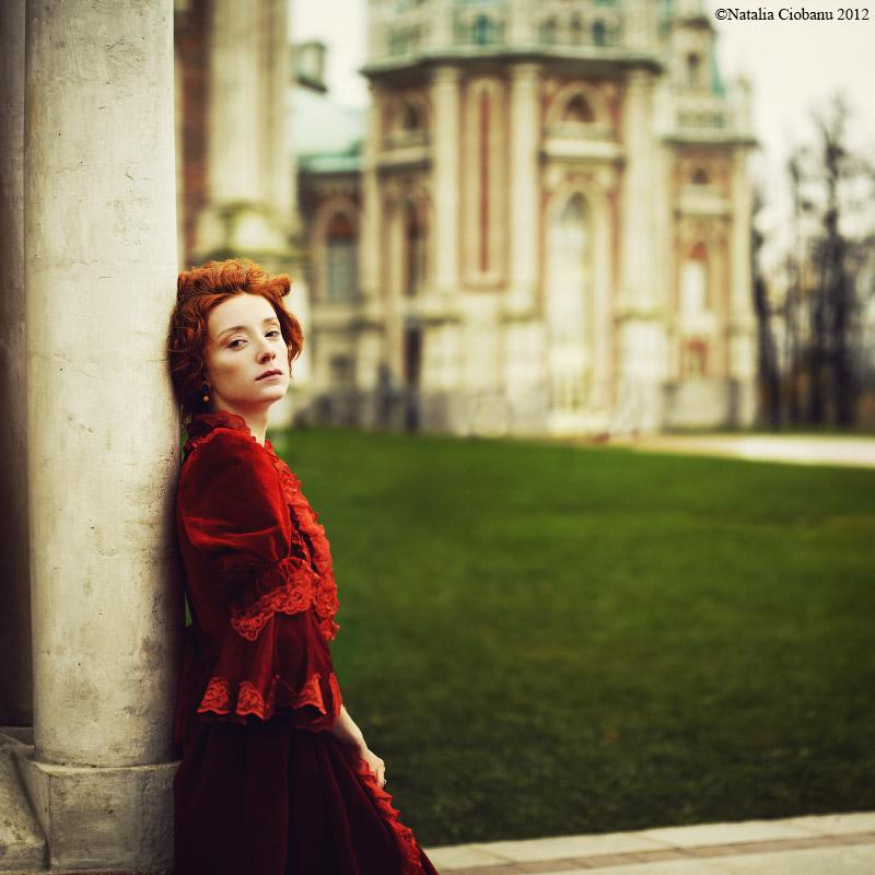 Elisabeth in autumn by NataliaCiobanu