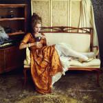 Marie Antoinette by NataliaCiobanu