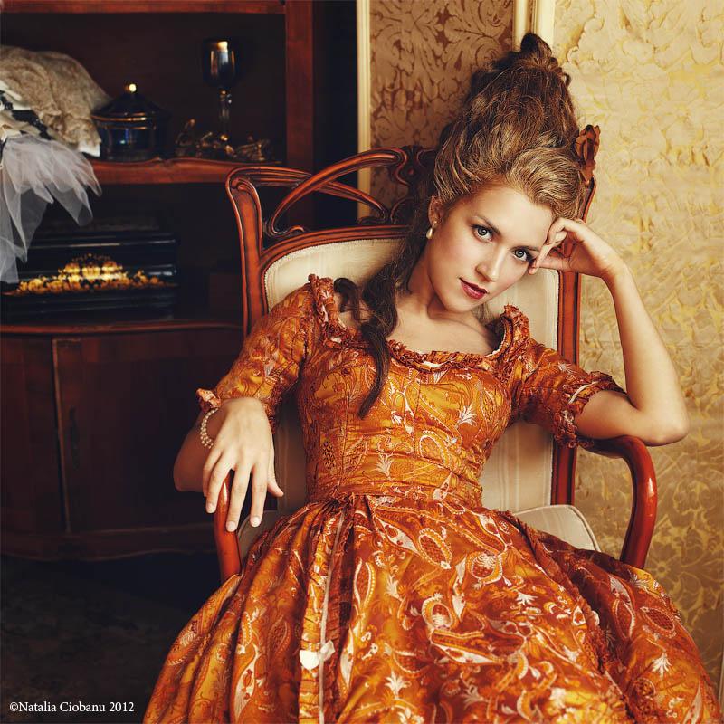 Marie Antoinette 3 by NataliaCiobanu