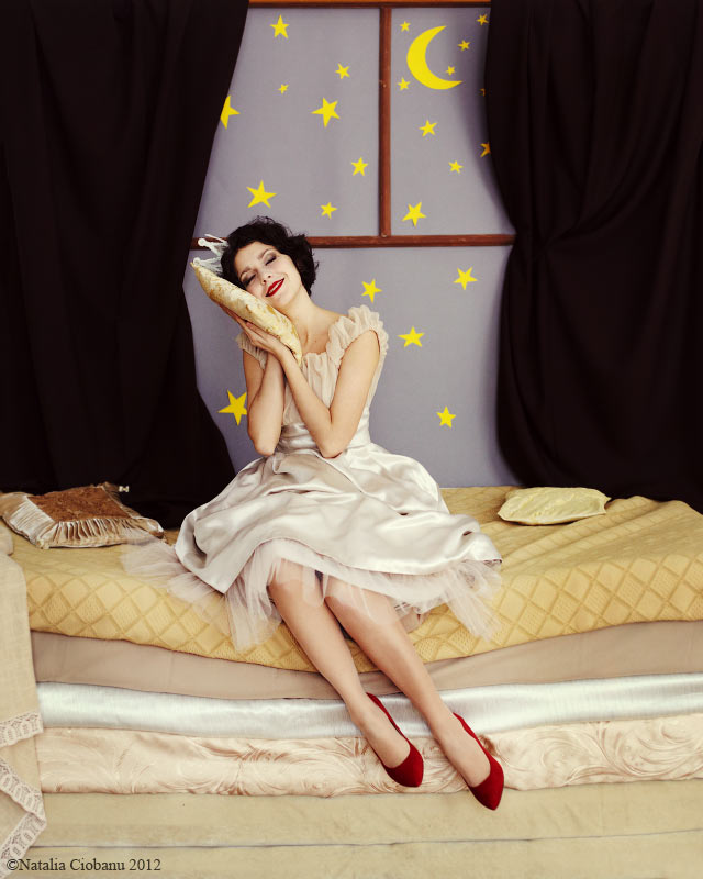 Dreams (me) by NataliaCiobanu