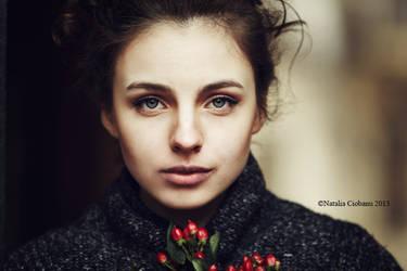 Alina in cold time by NataliaCiobanu