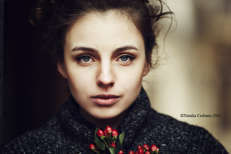 Alina in cold time by *NataliaCiobanu