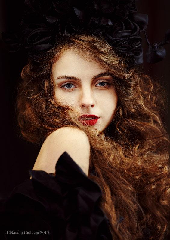 Black Rose 3 by NataliaCiobanu