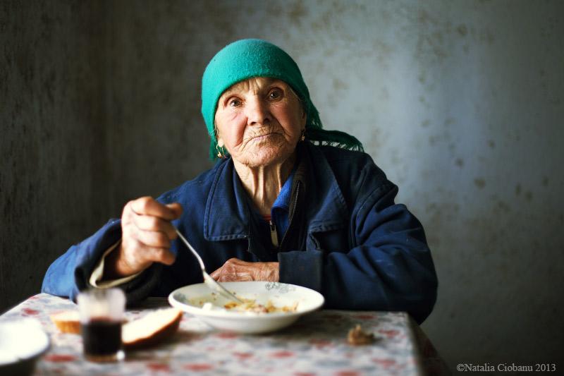 Grandmother 7 by NataliaCiobanu