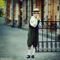 Dmitry in the city by NataliaCiobanu