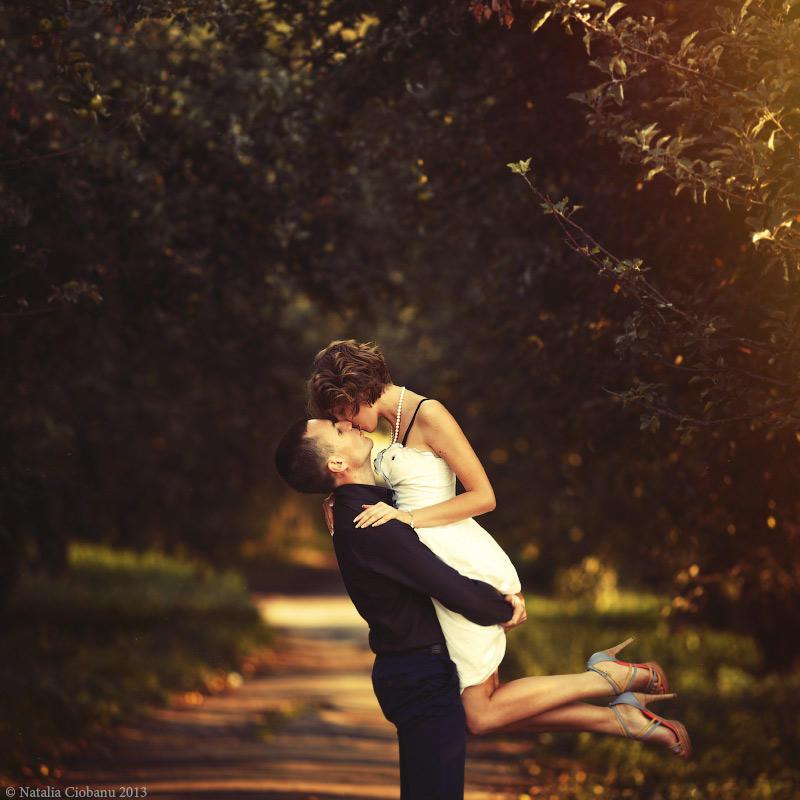 The kiss by NataliaCiobanu