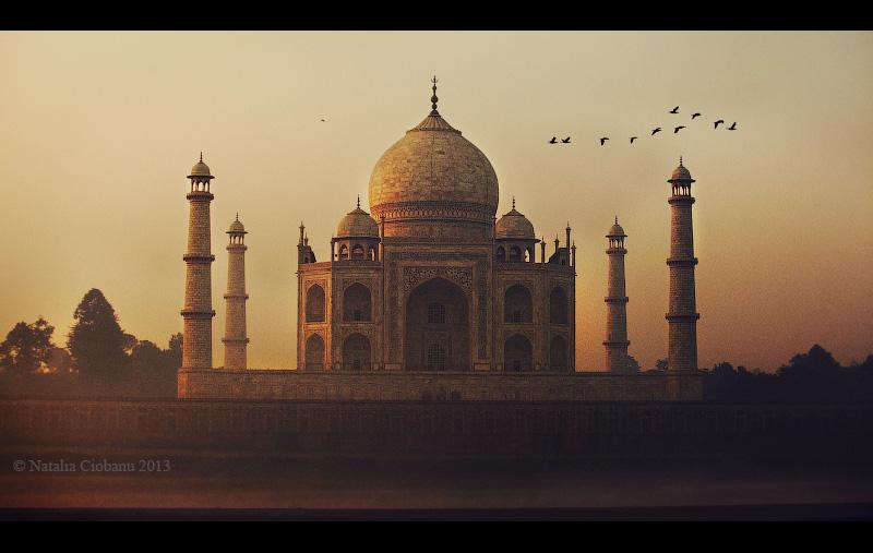 Taj-Mahal 2 by NataliaCiobanu
