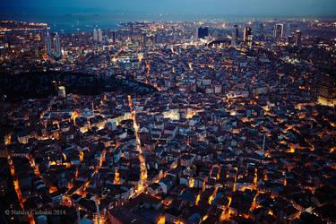 Istanbul by NataliaCiobanu