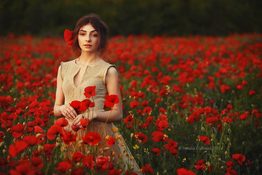 In red by NataliaCiobanu