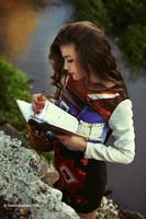 Irina Madan 3 by NataliaCiobanu