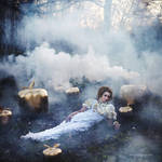 Kristi in Wonderland by NataliaCiobanu