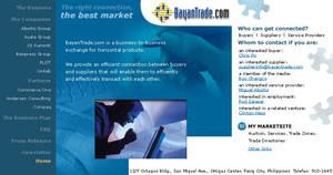 Bayantrade Website Study by vrikolakas