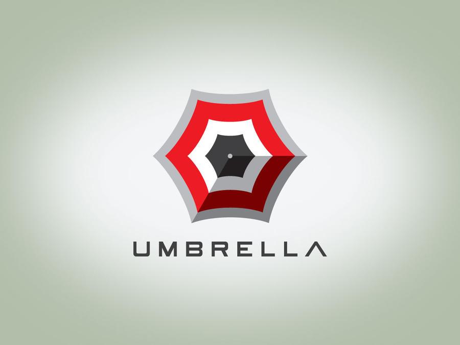 Umbrella Software Trading Logo by vrikolakas