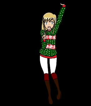 YJ Christmas Collab by Hannikan-Skywalker