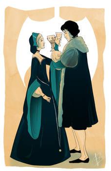 George and Jane Boleyn