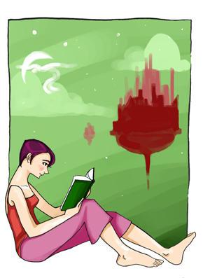 Ex Libris 2 by savivi