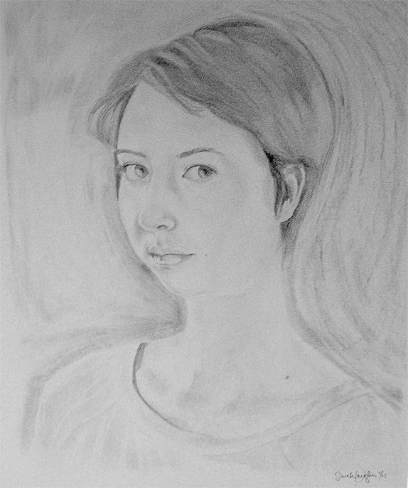 Self Portrait by savivi
